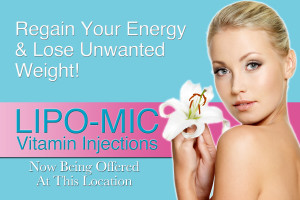 MIC injections flyer