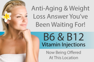 B6 B12 injections flyer Front