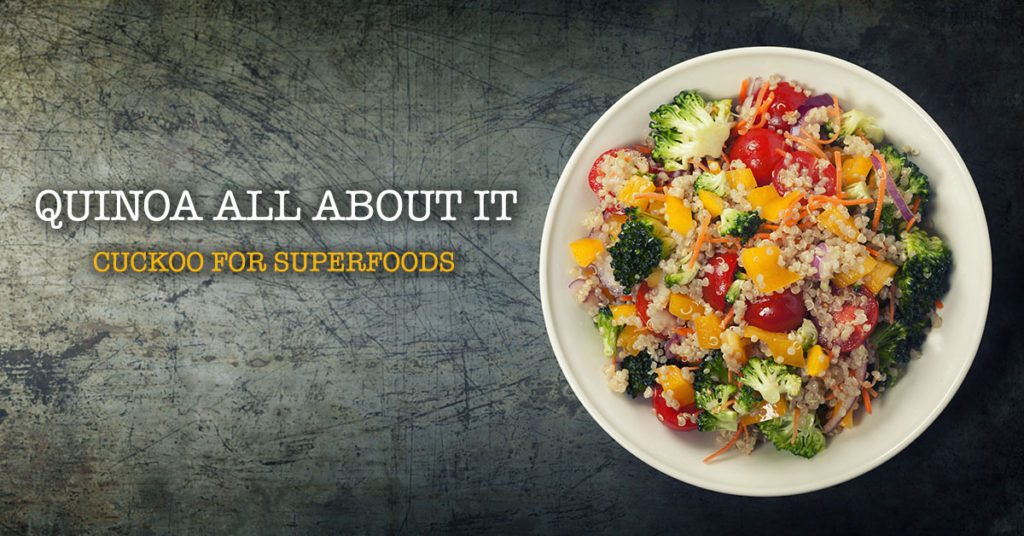 Quinoa Superfoods