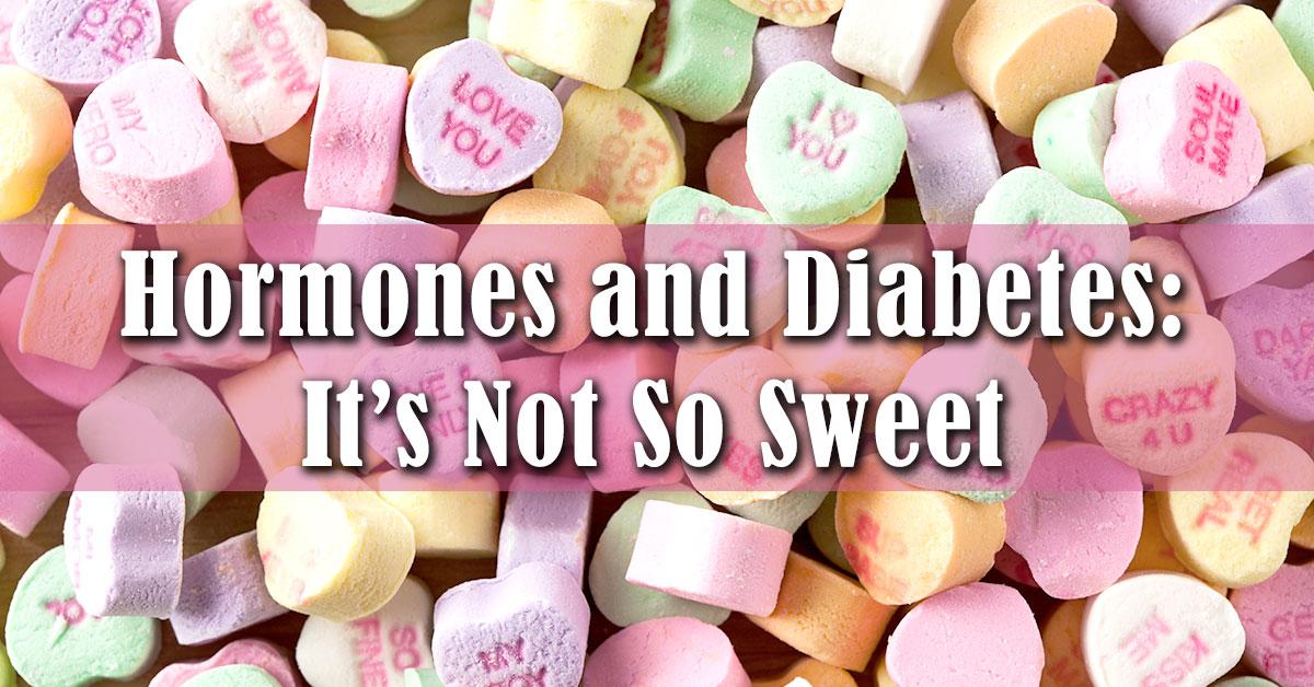 Hormones And Diabetes It S Not So Sweet Denver Hormone Health