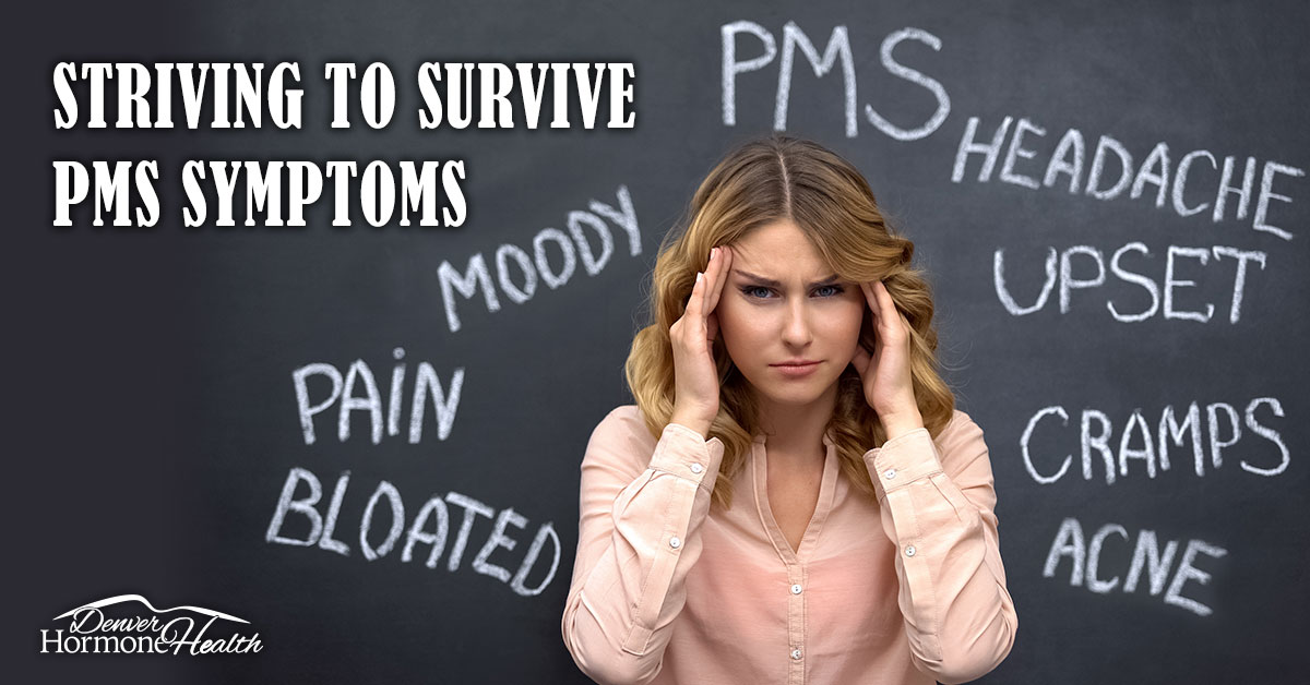 PMS symptoms how to survive