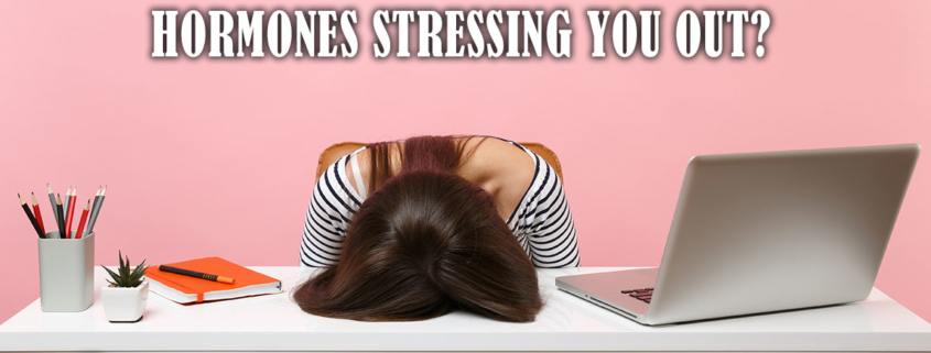 Hormone Stress Stressing You Out