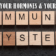 Immune system health and your hormones
