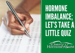 Hormone quiz
